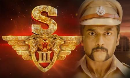Singam 3 – Official Motion Poster | Suriya, Anushka Shetty, Shruti Haasan | Harris Jayaraj | Hari