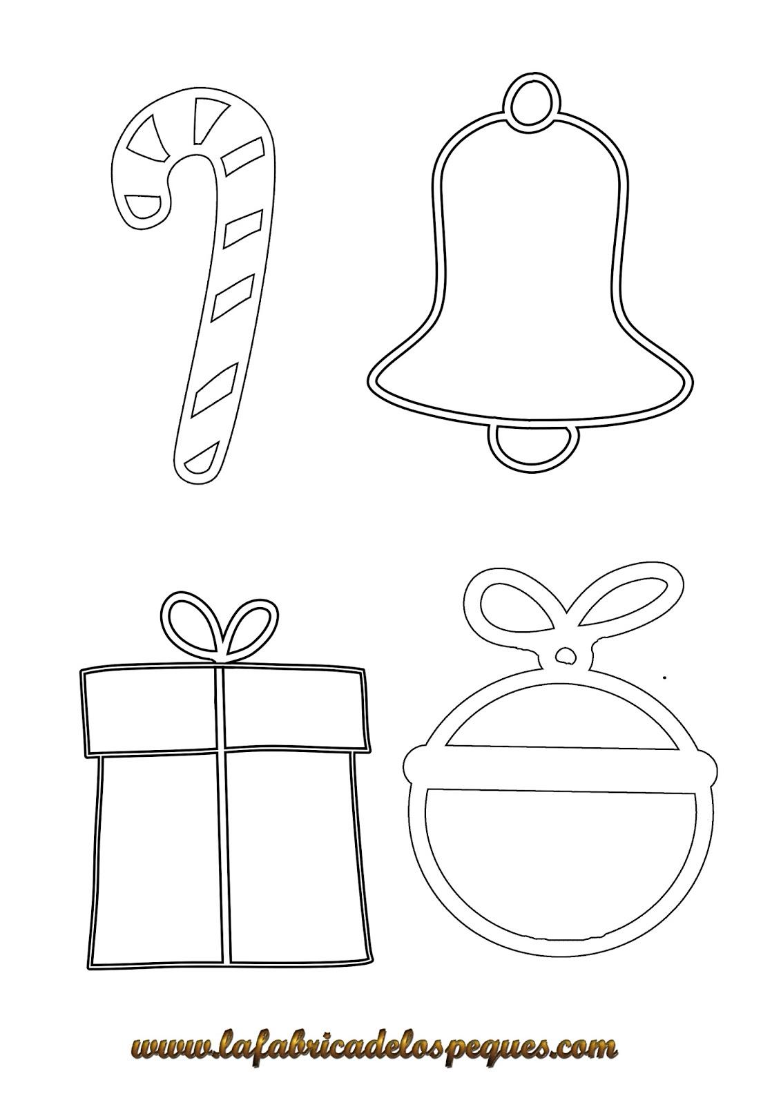 Patrones Dibujos De Navidad En Foami.Imprimibles Y Plantillas De Navidad Gratis Gorros