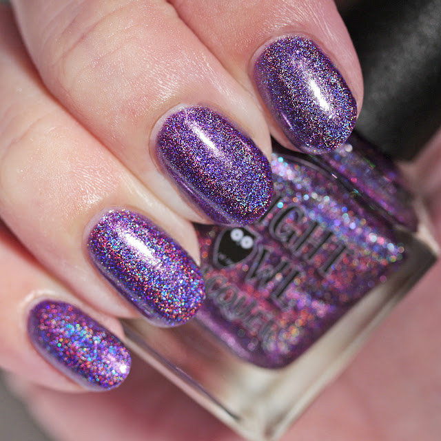 Night Owl Lacquer Never Lose Hope