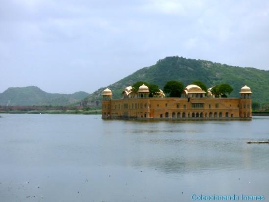 Palacio Jal Mahal en Jaipur