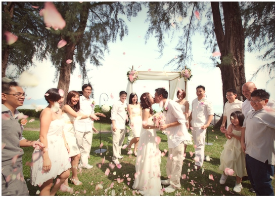 lone pine boutique hotel penang weddings