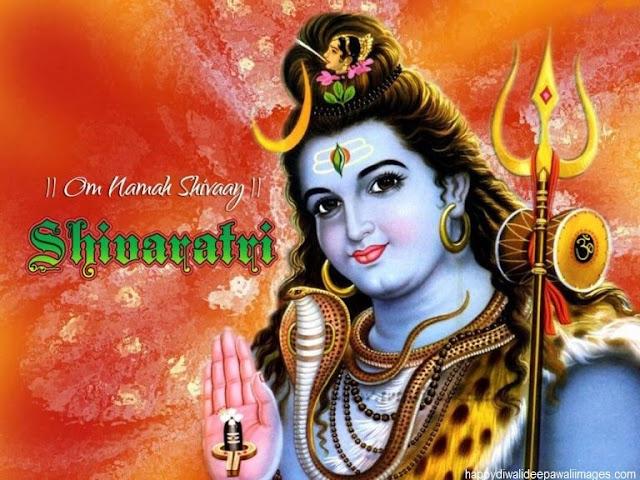 Happy Shivratri 2018