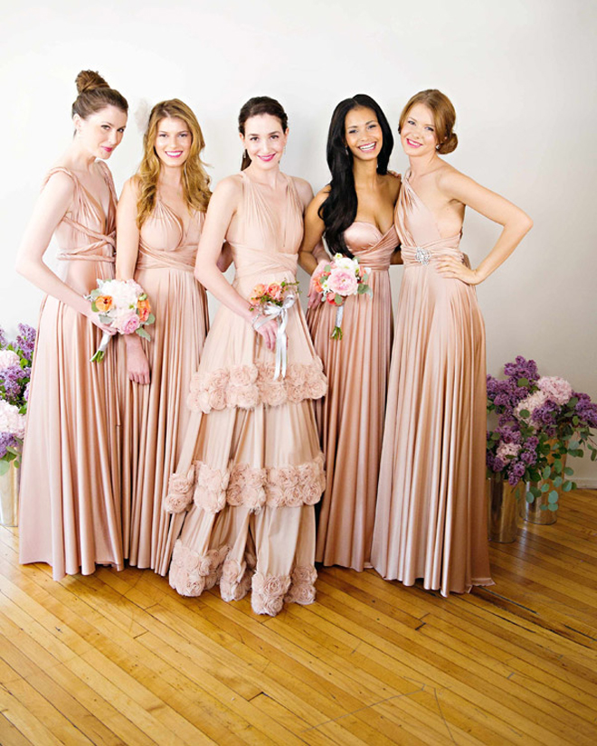 2a82149e2e2 Wondering what brands offer chic convertible dresses perfect for your bridal  party  Here s the scoop… Twobirds.