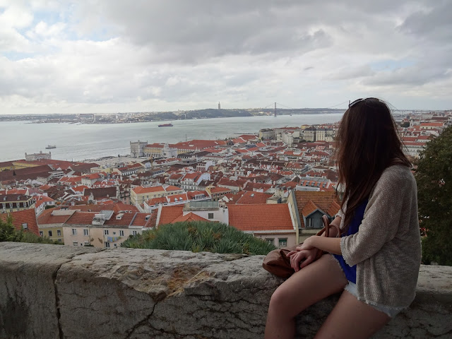 Sao Jorge Castle with a View