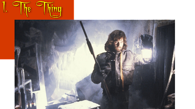The Thing 1981 John Carpenter movie