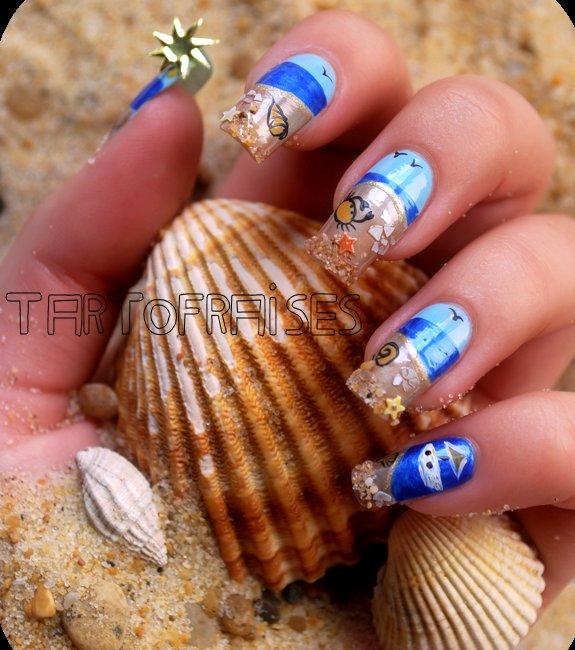 Nail Art Designs 2011: Nail Art: Summer Nail Art Designs