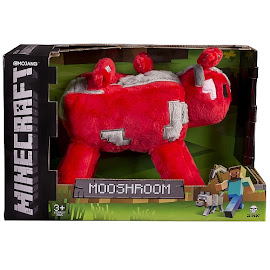 Minecraft Spin Master Mooshroom Plush