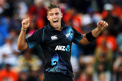 Tim Southee; Top 10 Dangerous Bowlers In T20 World Cup 2016