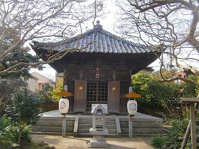 宝戒寺太子堂