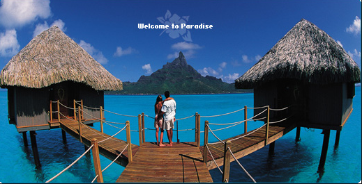Escale à Tahiti : Rechargez dans le Paradis