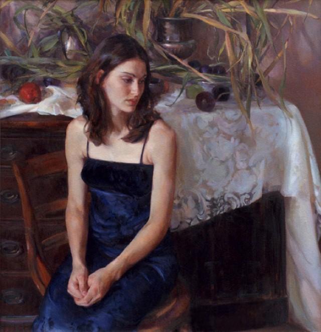 Аллегорические картины. Rose Frantzen 27