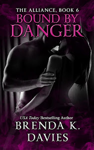 Bound by Danger (The Alliance, Book 6) is now available!