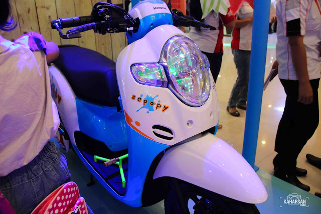 Model Playfull All New Honda Scoopy Pontianak | kaharsan