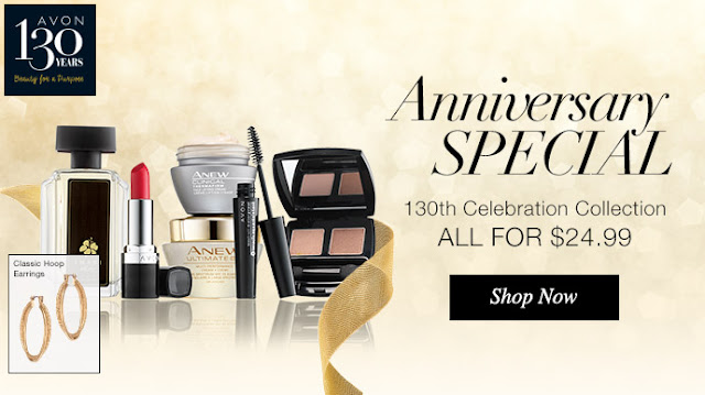 Avon Anniversary Special Collection