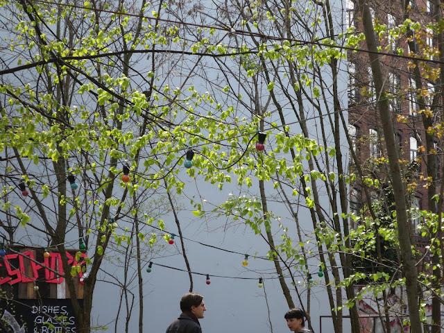 Le jardin communautaire de Prinzessinnengarten-Berlin