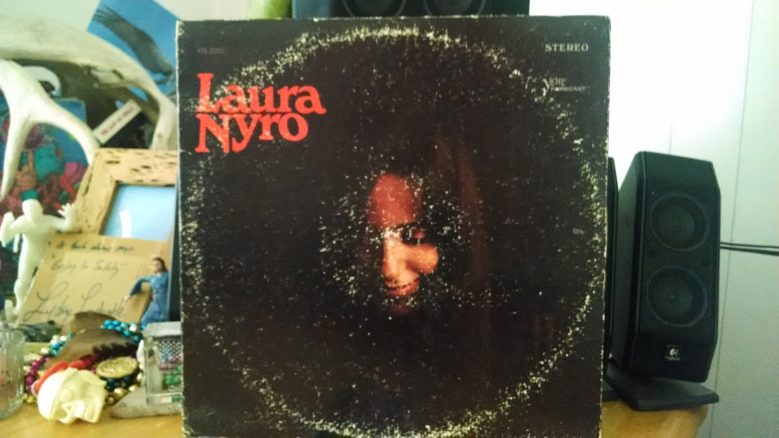 DOWN UNDERGROUND: Laura Nyro - The First Songs    LP 73 w New York