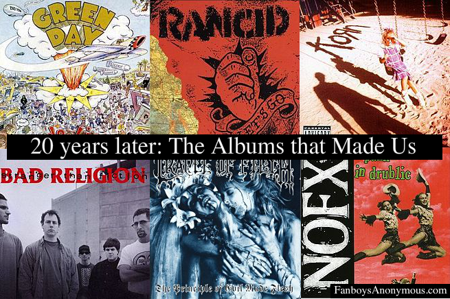 20 years later, the rock albums that still hold up