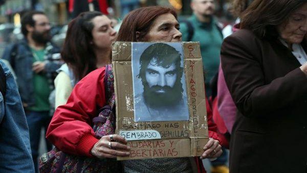 CIDH convoca audiencia sobre caso de Santiago Maldonado