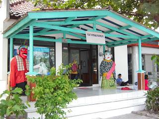 Pusat Informasi Pariwisata Pulau Pramuka