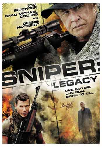 Sniper Legacy 2014 Daul Audio Hindi Dubbed 480p HDRip