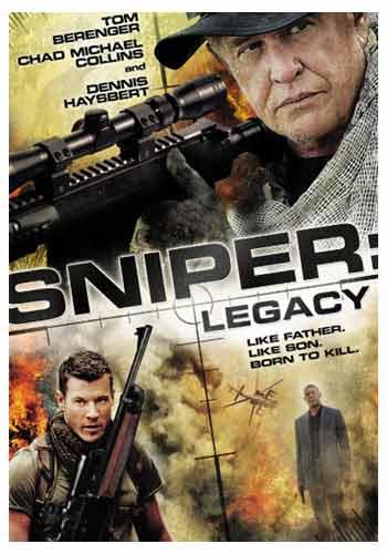 Sniper Legacy 2014 Daul Audio Hindi Dubbed 480p HDRip