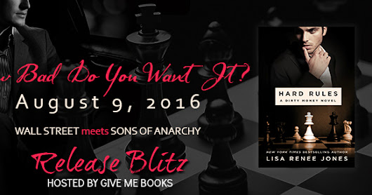 HARD RULES RELEASE BLITZ