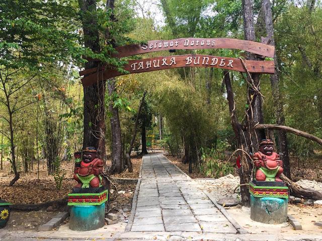 Image result for Taman Hutan Raya Jogjakarta