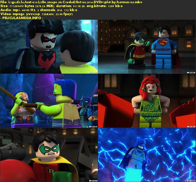 Descargar LEGO DC Comics Superheroes: Justice League: Gotham City Breakout Latino por MEGA.