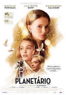 Planetarium - Poster & Trailer