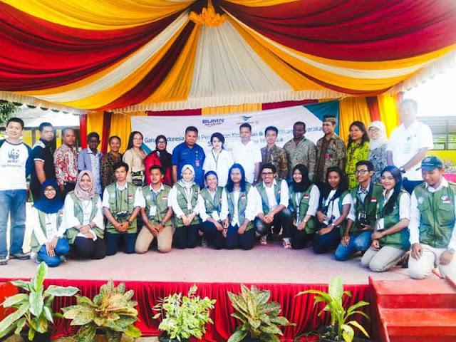 Garuda Indonesia Dukung Peningkatan Pariwisata di Maluku Tenggara