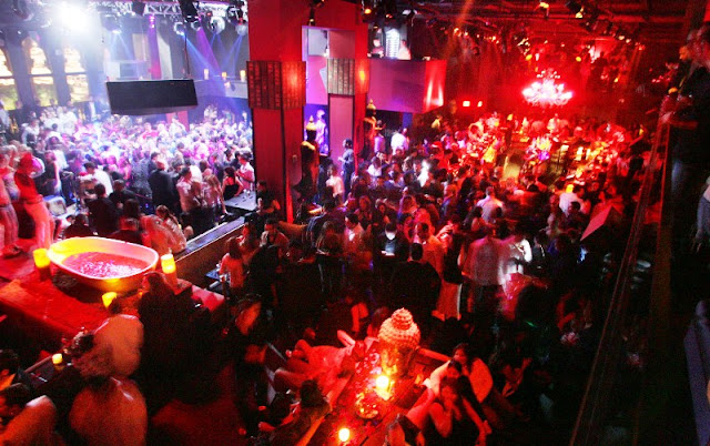 Balada TAO Nightclub no Hotel Venetian em Las Vegas