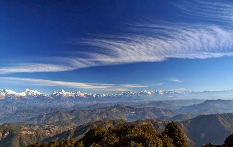 Zero Point, Binsar: Weekend Getaway from Delhi