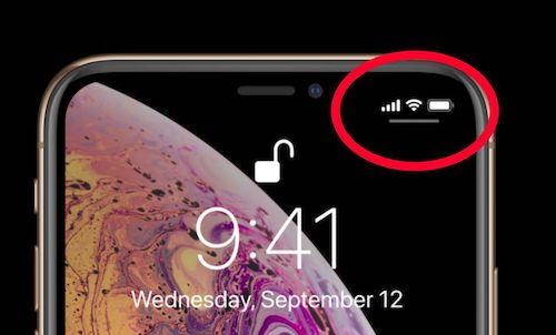 iOS 12.1.1 khiến một số iPhone không vào được mạng