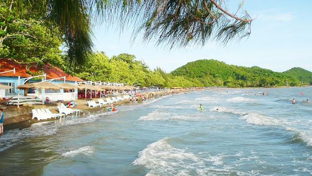 Khu du lịch biển Hà Tiên