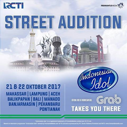 Audisi Indonesia Idol Di Lampung