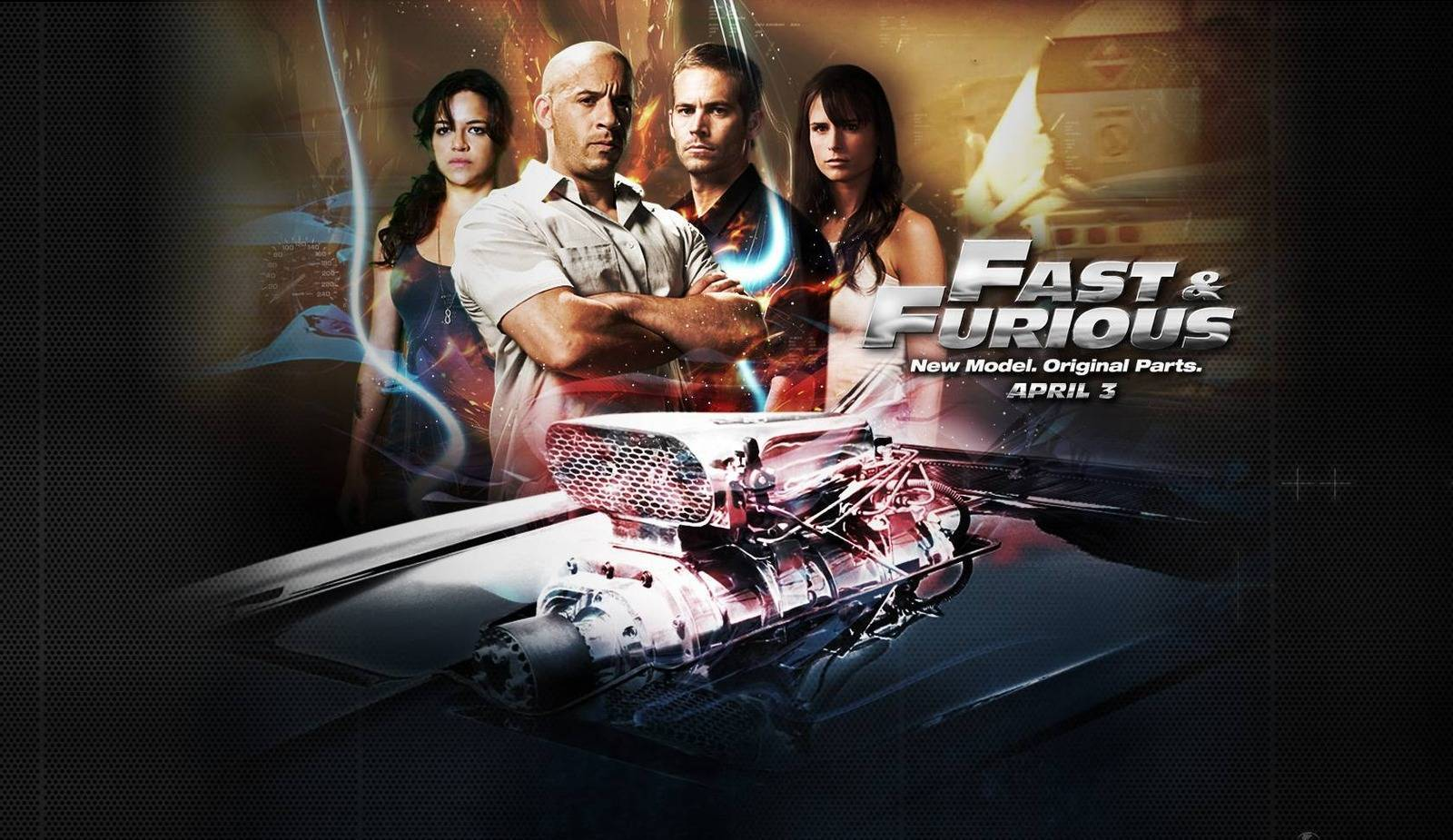 pic famina fast furious 6 hd wallpapers. Black Bedroom Furniture Sets. Home Design Ideas