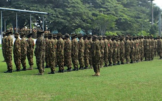 High living conditions affects PNG Defence Force