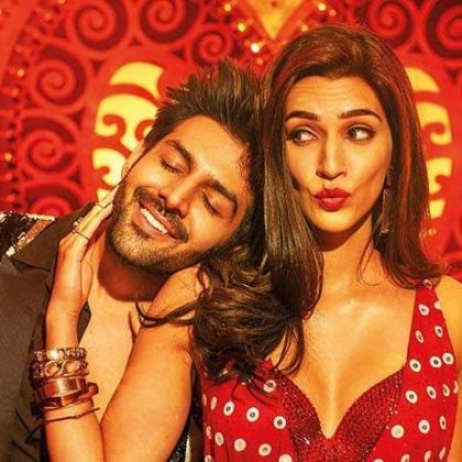 Latest Bollywood News- Luka Chuppi Collects Rs 45.07 on Day 5