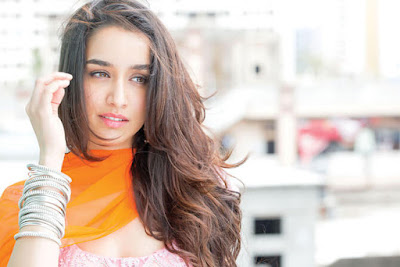 shraddha wearing indian dress