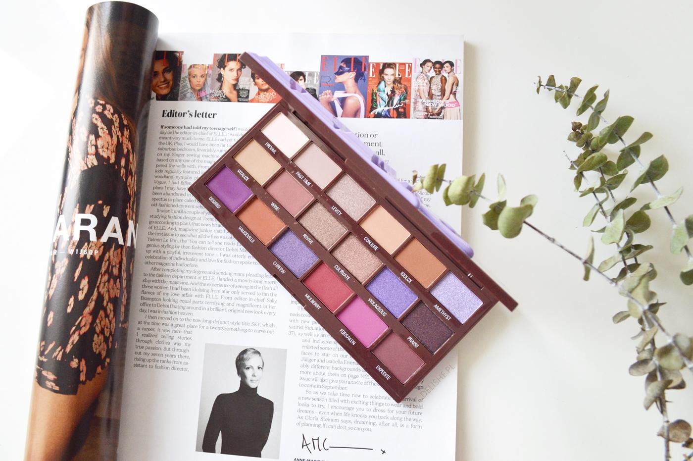 palette violet revolution