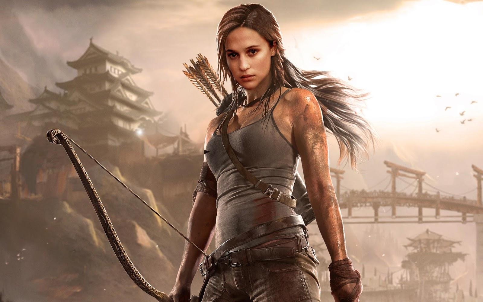 Watch Full Movie Tomb Raider 2018
