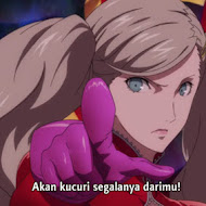 Persona 5 the Animation Episode 03 Subtitle Indonesia