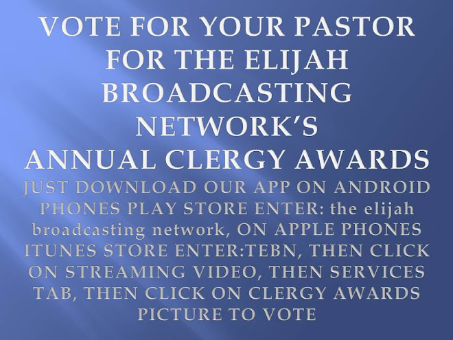 JUST DOWNLOAD OUR APP PLAY STORE ENTER: the elijah broadcasting network, ON APPLE ENTER:TEBN