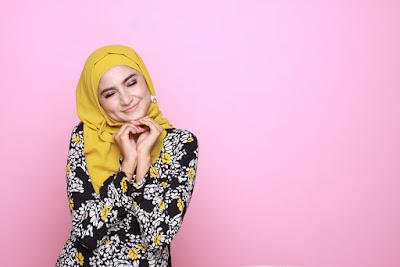 gaya busana hijab remaja