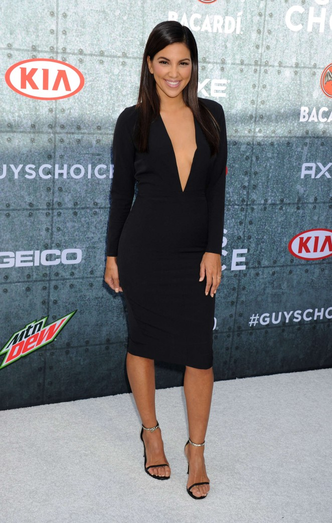 Liz Hernandez – Spike TV's Guys Choice 2015 in Culver City