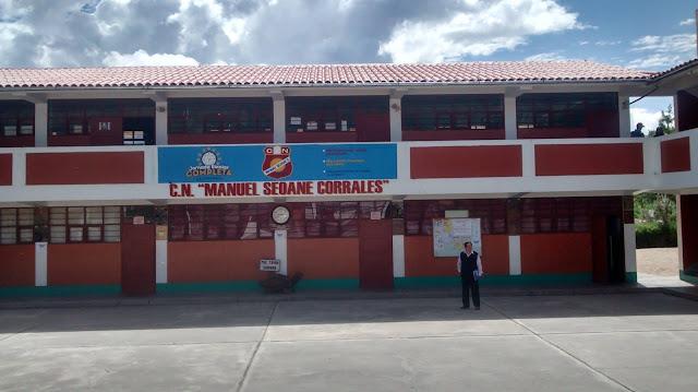Resultado de imagen para Colegio Manuel Seoane Corrales de Cabana Sur Fotos
