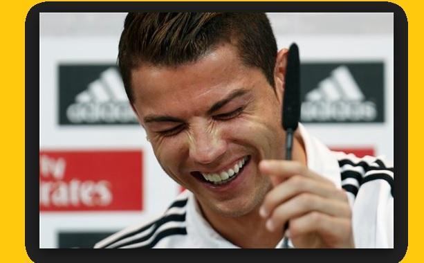 Crisitiano Ronaldo es el gran Houdini, el Rey del escapismo