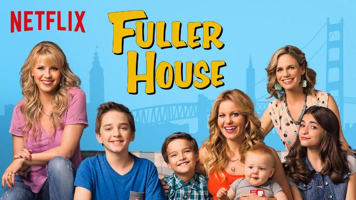 Fuller House - Renewed for a 3rd Season
