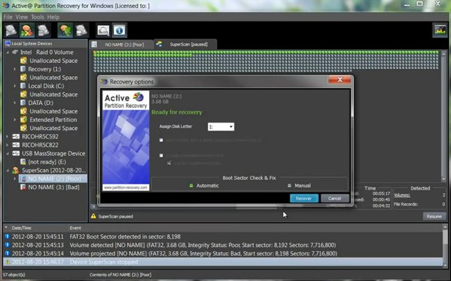 Active Partition Recovery Pro 15.0 Full Crack Terbaru