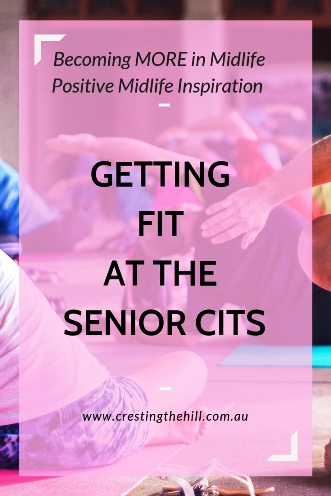 When it comes to getting fit, if you're over 50 take a look at your local Senior Citizens Centre - they offer much more than you realize.